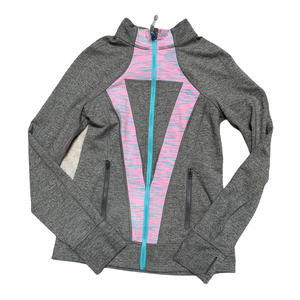 Ivivva perfect your workout jacket